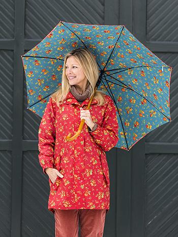 Petra Rose Umbrella
