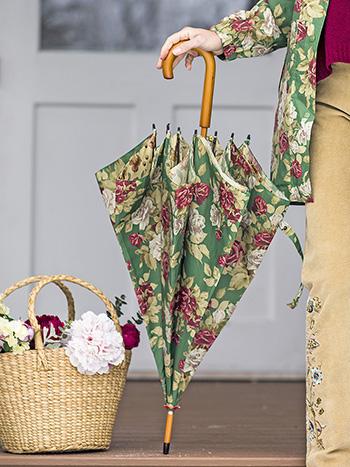 Rose Manor Umbrella