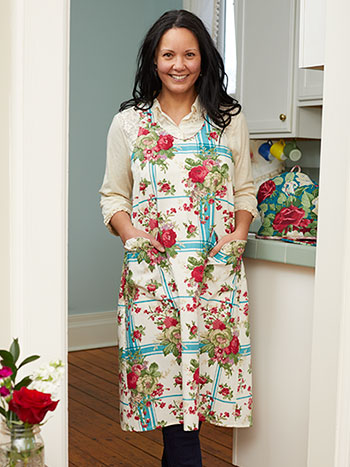 Cornwall Cottage Apron