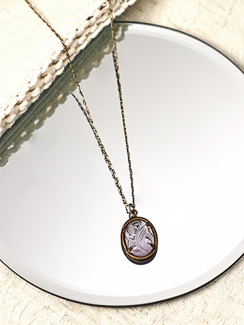 Forever Tanzanite Vault Necklace