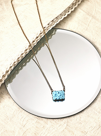 Forever Blossom Vault Necklace