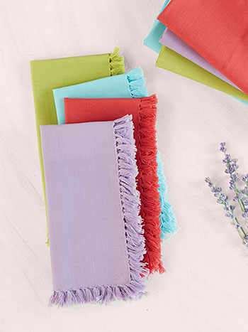 Spring Essential Napkin Bundle of 8