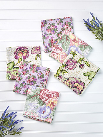 Tea Garden Tiny Towel Bundle