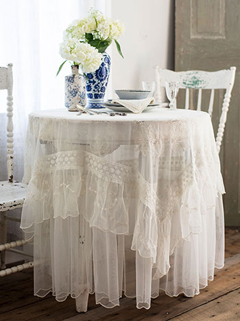 Angelic Ecru Table Bundle