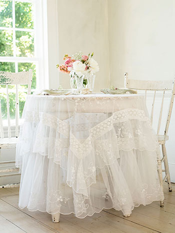 Beloved White Table Bundle