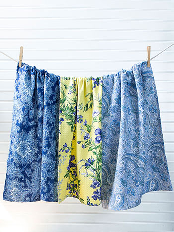 Bluetiful Tea Towel Bundle