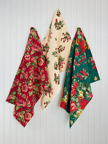 Christmas Tea Towel Bundle
