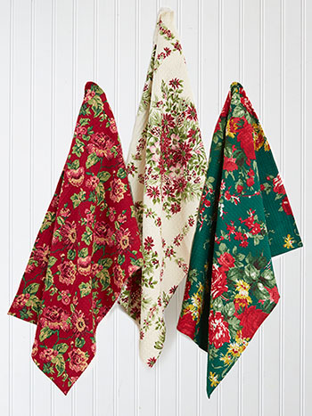 Holiday Tea Towel Bundle