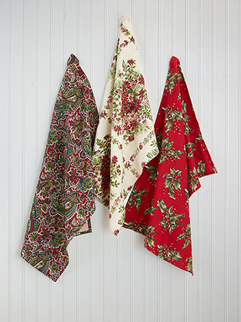 Tis the Season Tea Towel Bundle