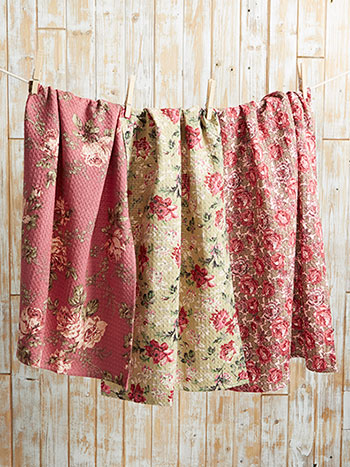 Victorian Garden Tea Towel Bundle