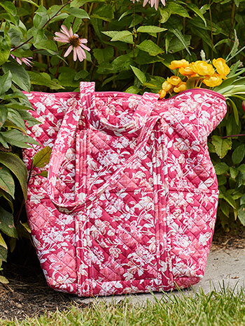Flora Quilted Bag