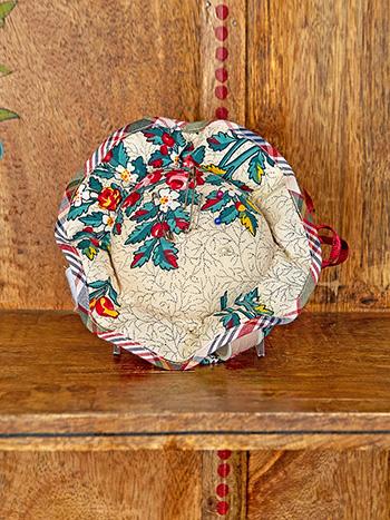 Belle Vue Patchwork Grammie's Pin Cushion
