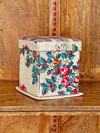 Belle Vue Patchwork Magic Craft Box
