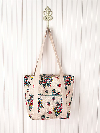 Belle Vue Market Bag