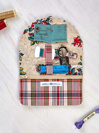 Belle Vue Patchwork Sewing Kit