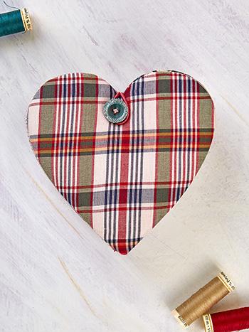 Belle Vue Patchwork I Love Sewing Kit