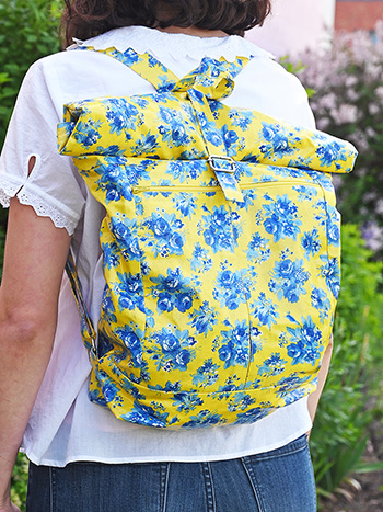 Elizabeth's Garden Studio Backpack