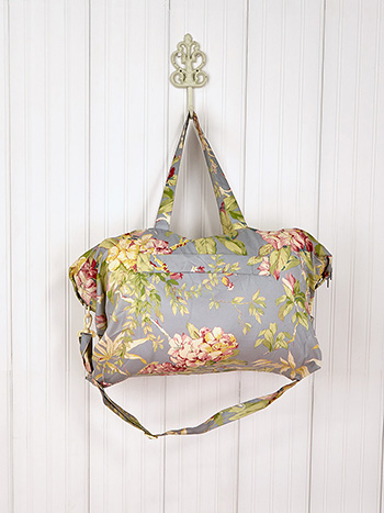 Hydrangea Dream Around the World Bag