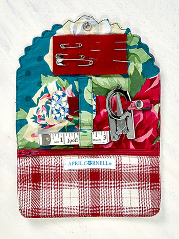 Jewel Patchwork Sewing Kit
