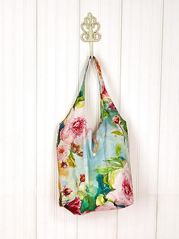 Peony Hideaway Bag