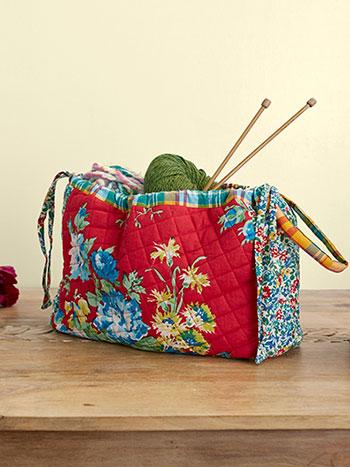 Knitter's Bag