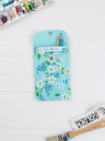 Spring Blossom Large Keeper Pouch