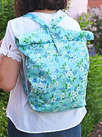Spring Blossom Studio Backpack
