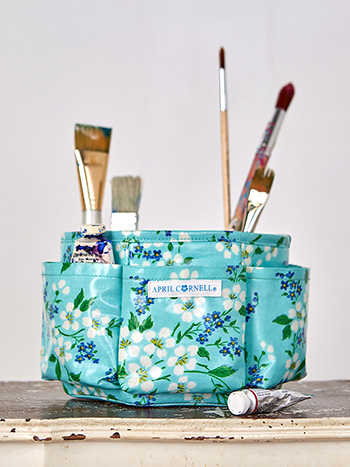 Spring Blossom Art Caddy