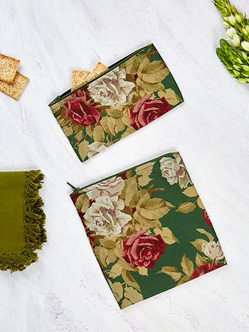 Rose Manor Sandwich & Snack Bag Set