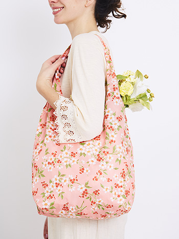 Strawberry Hide Away Shopper