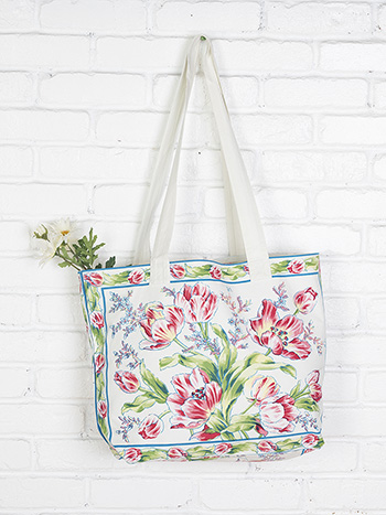 Tulip Dance Market Bag