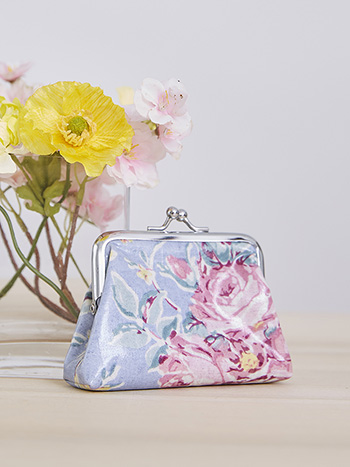 Viola Rose Coin Purse