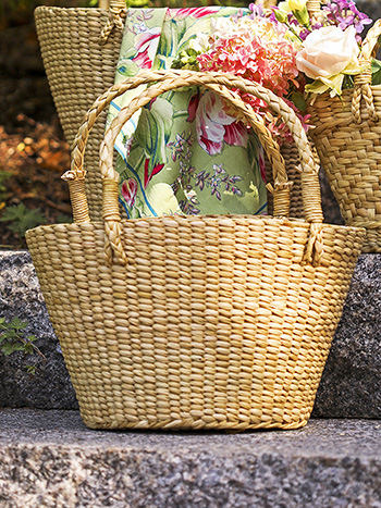 Seabrook Basket - Medium