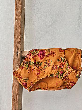 Ochre Rose Underwear
