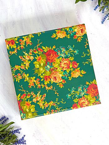 Cottage Rose Large Box