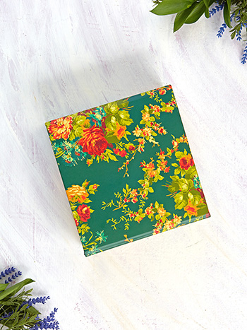 Cottage Rose Small Box