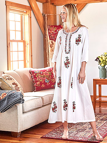 Lazy Morning Caftan