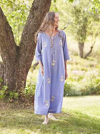 French Morning Caftan