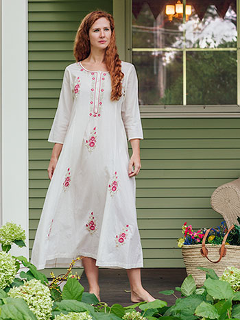 Romantic Day Caftan