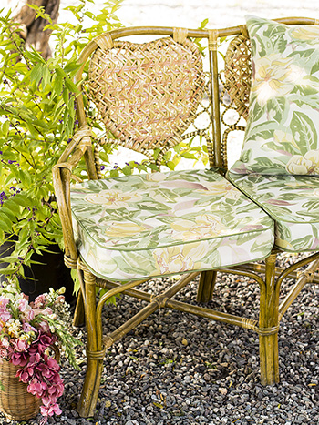 Magnolia Outdoor Chair Cushion
