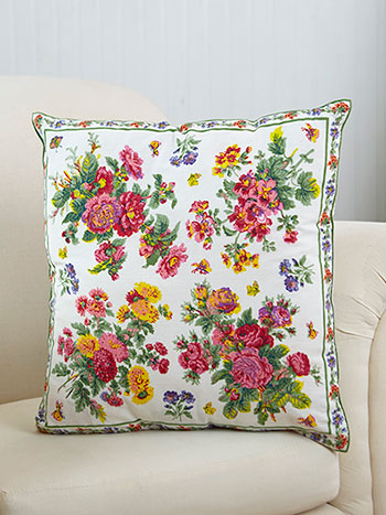 Artist Garden Cushion Cover