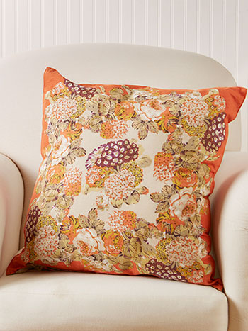 Autumn Gathering Cushion Cover