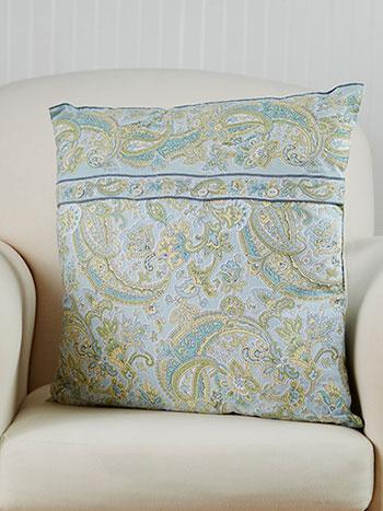 Priscilla's Paisley Cushion Cover