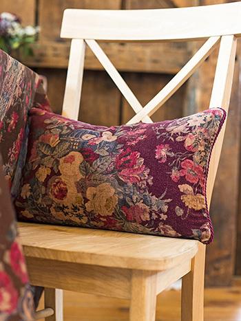 Allure Velvet Cushion