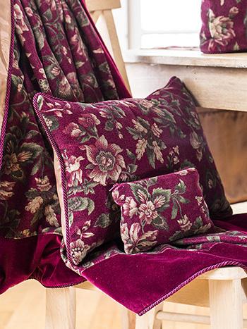 Concerto Velvet Cushion