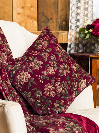 Concerto Velvet Cushion Cover