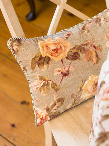 Serenade Velvet Cushion