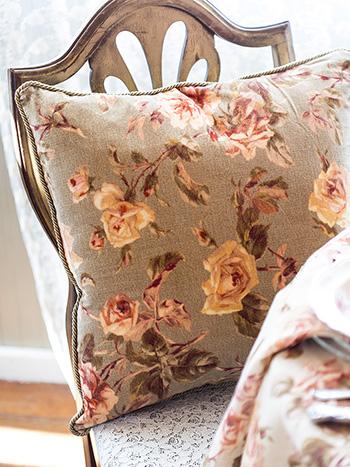 Serenade Velvet Cushion Cover