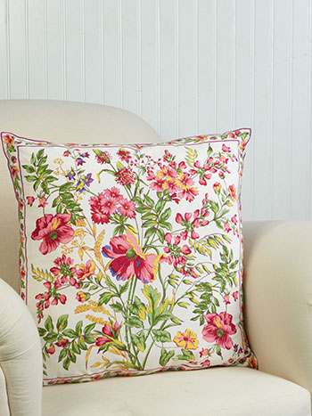 Wildflower Meadow Cushion Cover