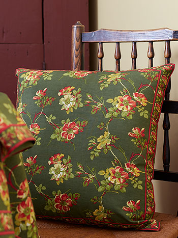 Wild Rose Cushion Cover